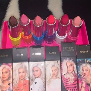 Other - Kylie Jenner 21 Matte Lipsticks